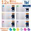 12x-RFID-Schutzhuelle-Blocker-Kreditkarte-EC-Karte-Schutz-NFC-Huelle-Schutzhuellen Indexbild 1
