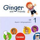 Ginger and Friends Bd 1: 3. Jahrgangsstufe. Ausgabe Bayern. 2 CDs (2005)