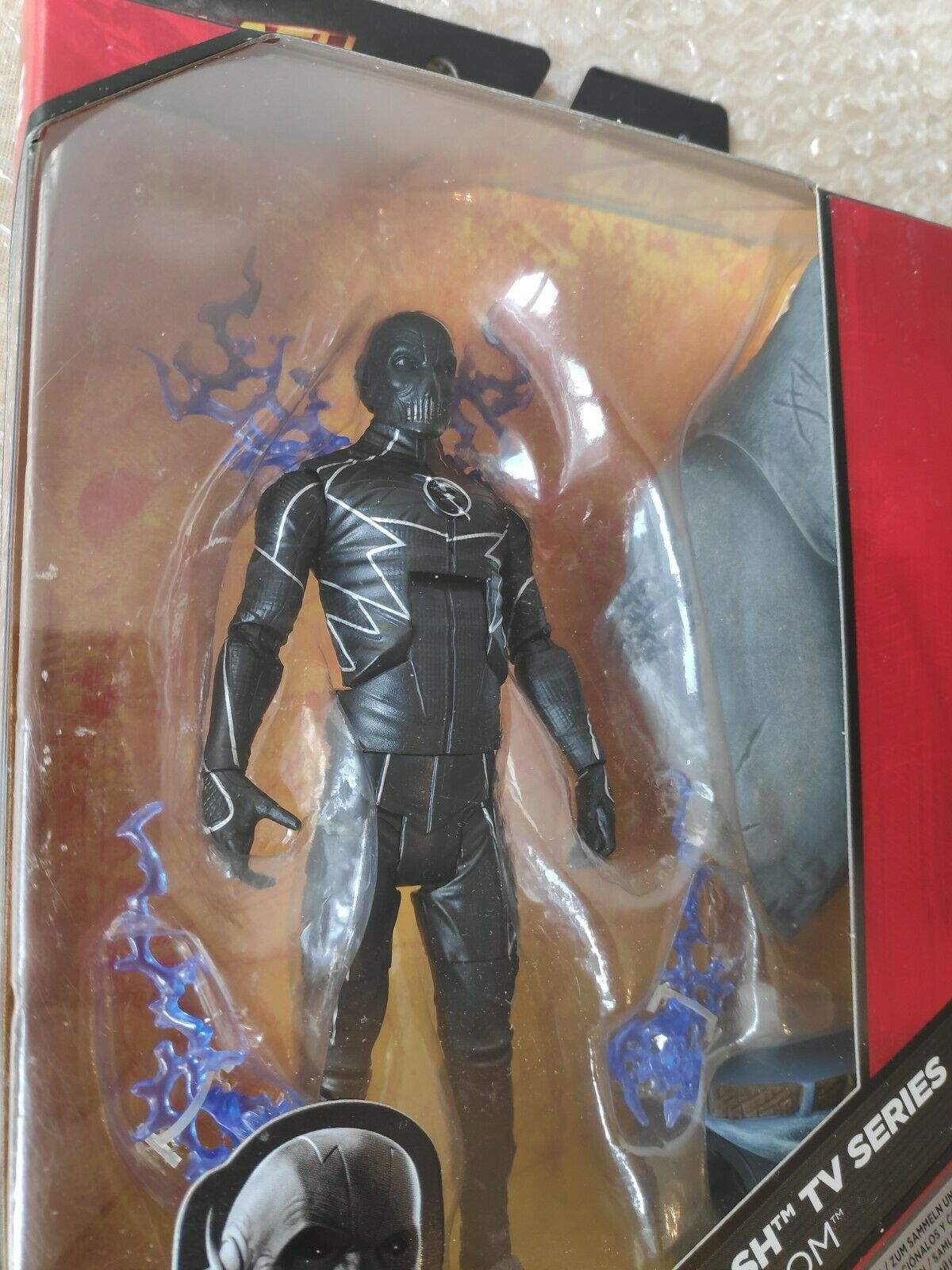 Mattel DC Comics Multiverse Flash TV Series ZOOM ZOOM ZOOM - Aktionfigur 6  15 cm NEU OVP 93d0d4