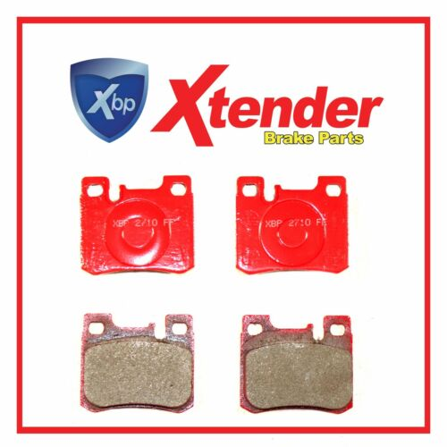 MD620 New Replacement Semi Metallic Brake 4 Pads Set For Mercedes Benz 300E C220