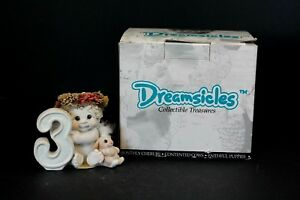 Vintage-1996-Dreamsicles-Collectible-Figurines-Signature-034-Third-Birthday-034