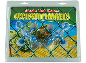 Chain Link Fence Accessory Hanger For Backyards Amp Swimming