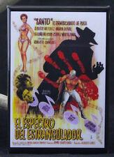 """El Espectro Del Estrangulador Poster 2"""" X 3"""" Fridge Magnet. Lucha Libre"""