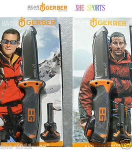 Gerber Bear Grylls Survival Series Serrated Edge Ultimate ...  |Bear Grylls Survival Series