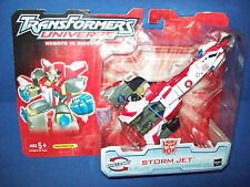 TRANSFORMERS UNIVERSE  ROBOTS IN DISGUISE RID FIGURE NISB - STORM JET