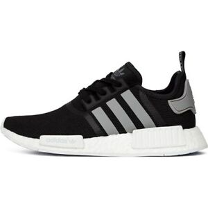 c289e3abf6ad4 Adidas NMD R1 Black White OG Mesh Size 10. S31504 yeezy ultra boost ...
