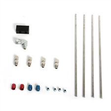 Nitrous Express Stainless Steel Tubing Kit Distribution Block 1 In 4 Out Billet