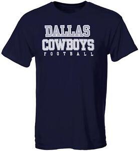 NFL-Dallas-Cowboys-Men-039-s-100-Cotton-practice-T-Shirt-Size-Medium