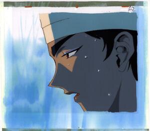 Golden-Boy-Anime-Cel-Douga-BG-Animation-Art-Beautiful-Ayuko-Face-Up-Egawa-Ep-4