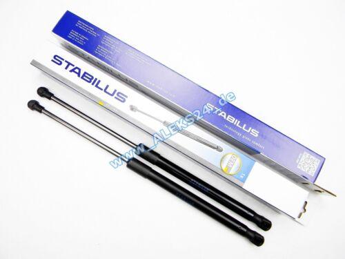 2x STABILUS LIFT-O-MAT LIFTER GASFEDER HECKKLAPPENDÄMPFER GRAND SCENIC II 7187VN