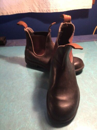 Brown Blundstone Boots Size 6.5  / 9.5