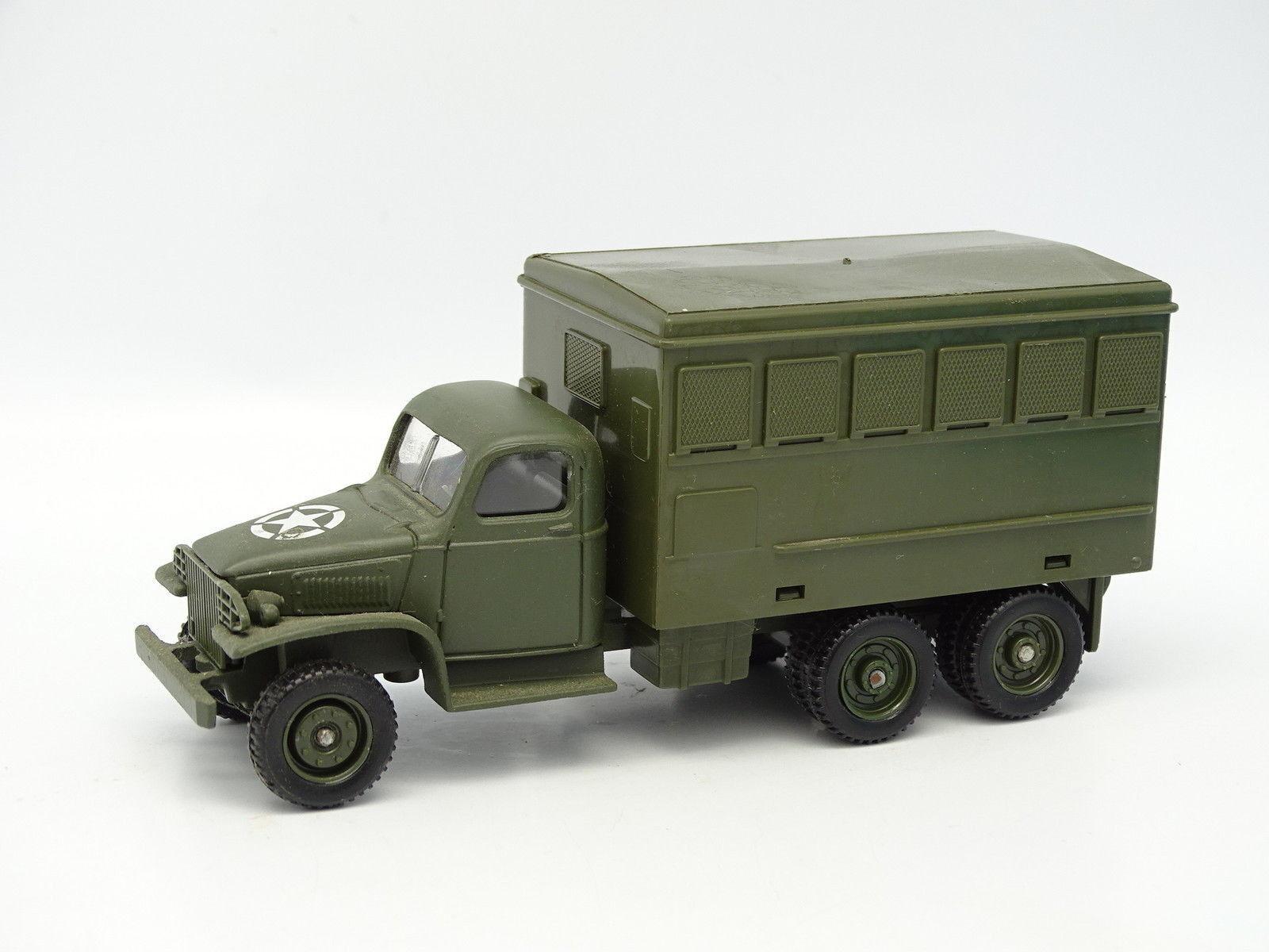 Solido Militar Ejército Ejército Ejército 1 50 - GMC Camioneta Celular B 401ef7