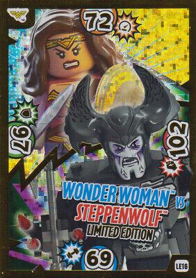 LEGO Batman Movie Karten Nr Limitierte Auflage The Joker LE17