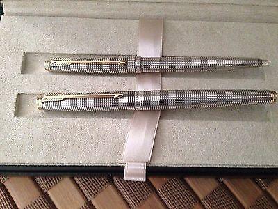 stylo bille parker 75 argent massif
