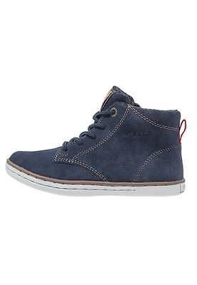 Geox scarpe junior polacchine alte in camoscio linea Garcia art J64B6D | eBay