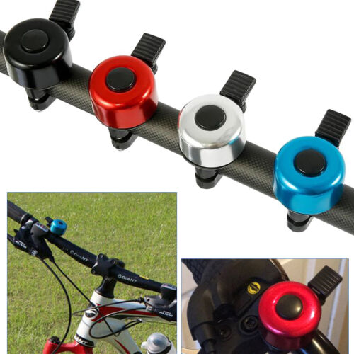 Bicycle Bell Bike Horn Handlebar Ring Mountain Cycling Alarm Kids Loud Cute