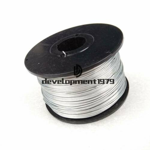 1//2//5//10PCS 0.8mm steel wire for Automatic Rebar Tier Tying Machine 110m