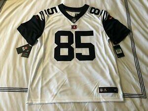 Details about TYLER EIFERT Cincinnati BENGALS #85 Nike COLOR RUSH Jersey 819047-104 XL