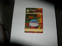 Fleece Navidad By Maggie Sefton (2008, Hardcover) Signed 1st/1st
