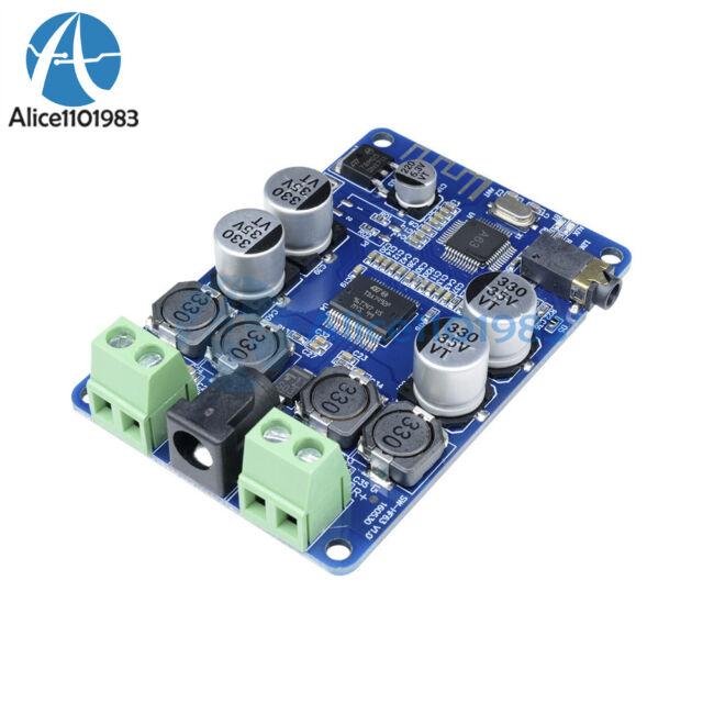 TDA7492P 2x25W Sans Fil Bluetooth Audio V2.1 Récepteur Amplificateur De Puissance Board