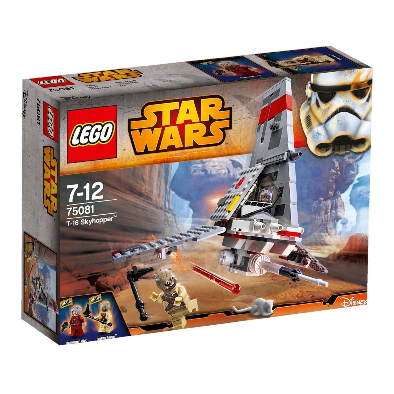 Lego Lego Lego Star Wars 75081 T-16 Skyhopper New Sealed e8053c