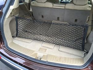 Rear Trunk Envelope Style BEHIND SEATS Cargo Net For ACURA RDX 2007-2020 New