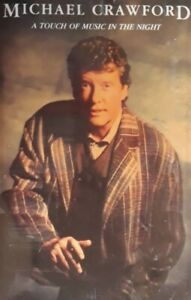 Michael Crawford-A Touch Of Music In The Night Cassette.1993 Telstar STAC 2676.