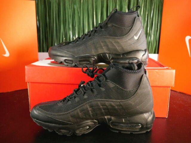 Nike Air Max 95 Sneakerboot Triple