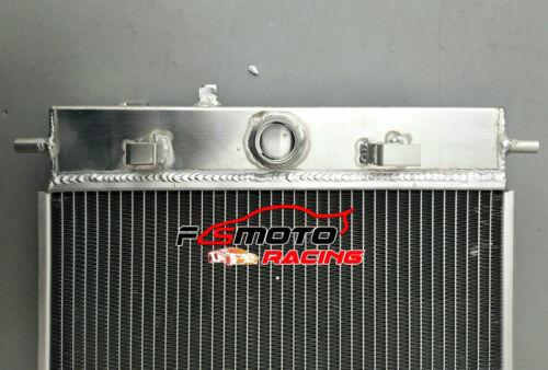 2 row Aluminum Radiator for CHEVROLET COBALT SS LSJ LNF 2.0 2.2 2.4 2005-2010 MT