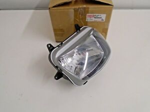 Yamaha-YBR125-ESD-2008-2011-Non-UK-Headlight-Headlamp-Unit-New-3D9H430310