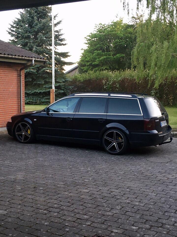 VW Passat, 1,8 T Comfortline Variant, Benzin