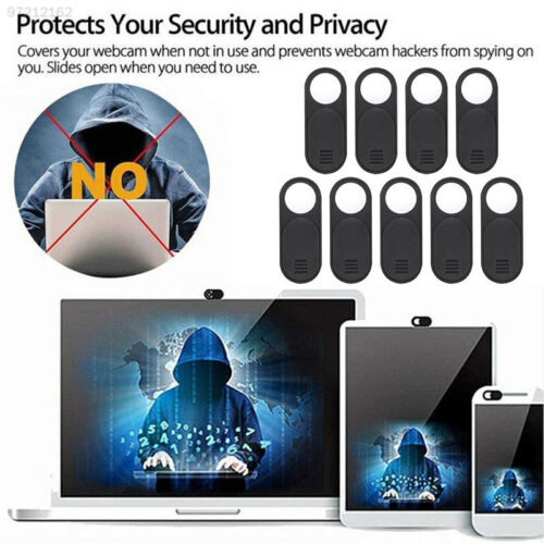 9F4D 11*28*1MM Protects Privacy Smart Phones PC Gadgets Effective Webcam Cover