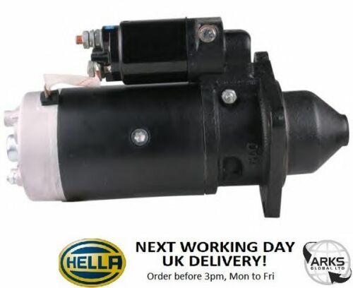 NEW CS240 3 kW 12 V 8EA012526-081 Next Working Day to UK HELLA STARTER MOTOR