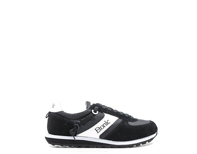 Schuhe ETONIC Mann NERO Stoff,Wildleder  ET813252-06