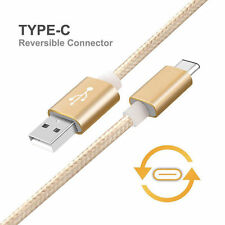 USB Type C Cable 1.5 Meter Nylon Braided Type-C to USB 3.0 Data & Charging Cable