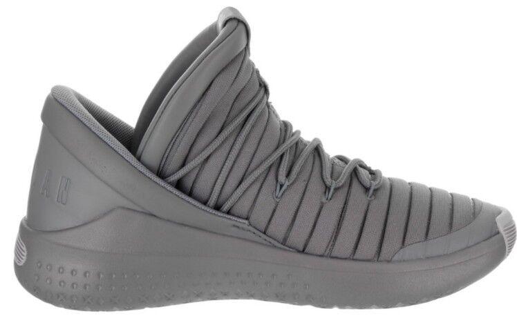 Nike Grey Jordan Flight Luxe Cool Grey Nike Wolf Grey Bnib Mens Trainers Basketball 6da9b5