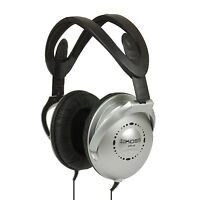 Koss Ur18 Noise Isolating Adjustable Headband Collapsible Stereo Headphones