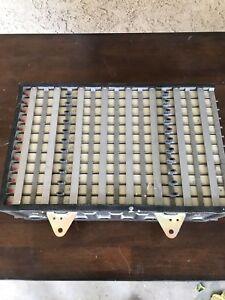 2006 07 toyota highlander lexus rx 400h hybrid battery hv 12 cells module ebay. Black Bedroom Furniture Sets. Home Design Ideas