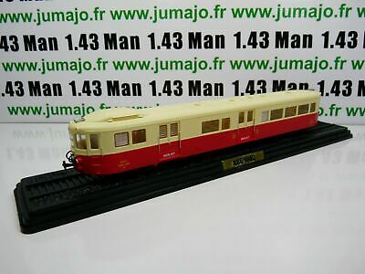 Train Model L/'AUTORAIL BERLIET RBD 250 1935 036 Atlas  1//87
