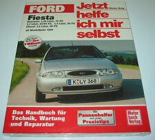 Reparaturanleitung Ford Fiesta Typ JBS / JAS Benzin + Diesel ab 1996 NEU!