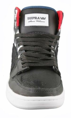 Chaussures Noir Marine Bandes Supra Étoiles amp; S1w Williams Bleu Stevie Badge 6w6qx47aI