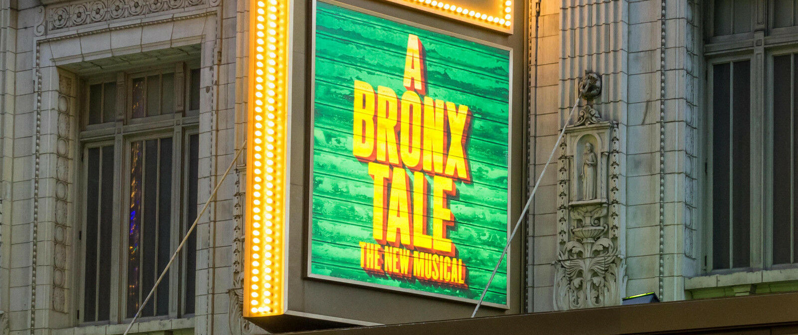 A Bronx Tale New York | New York, NY | Longacre Theatre | December 9, 2017