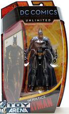 "The New 52 Dc Comics Unlimited Injustice Batman 6"" Action Figure Universe"