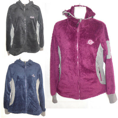 S M L XL XXL NEU!!! Marinello Damen Häkel Bolero Jacke pink blau grün Gr