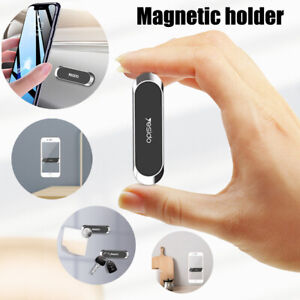In-Car-Magnetic-Phone-Holder-Fits-Dashboard-Universal-Mount-Various-Colours