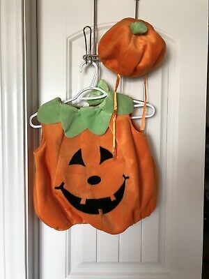 HALLOWEEN COSTUME PUMPKIN CUTIE PIE Babies//Toddlers up to 24 Months Jack-O NEW!