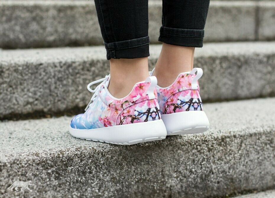 new product 0dc27 63f2a ... Nike Roshe One Cherry Bls Blossom Women's 819960-100 819960-100 819960- 100 ...