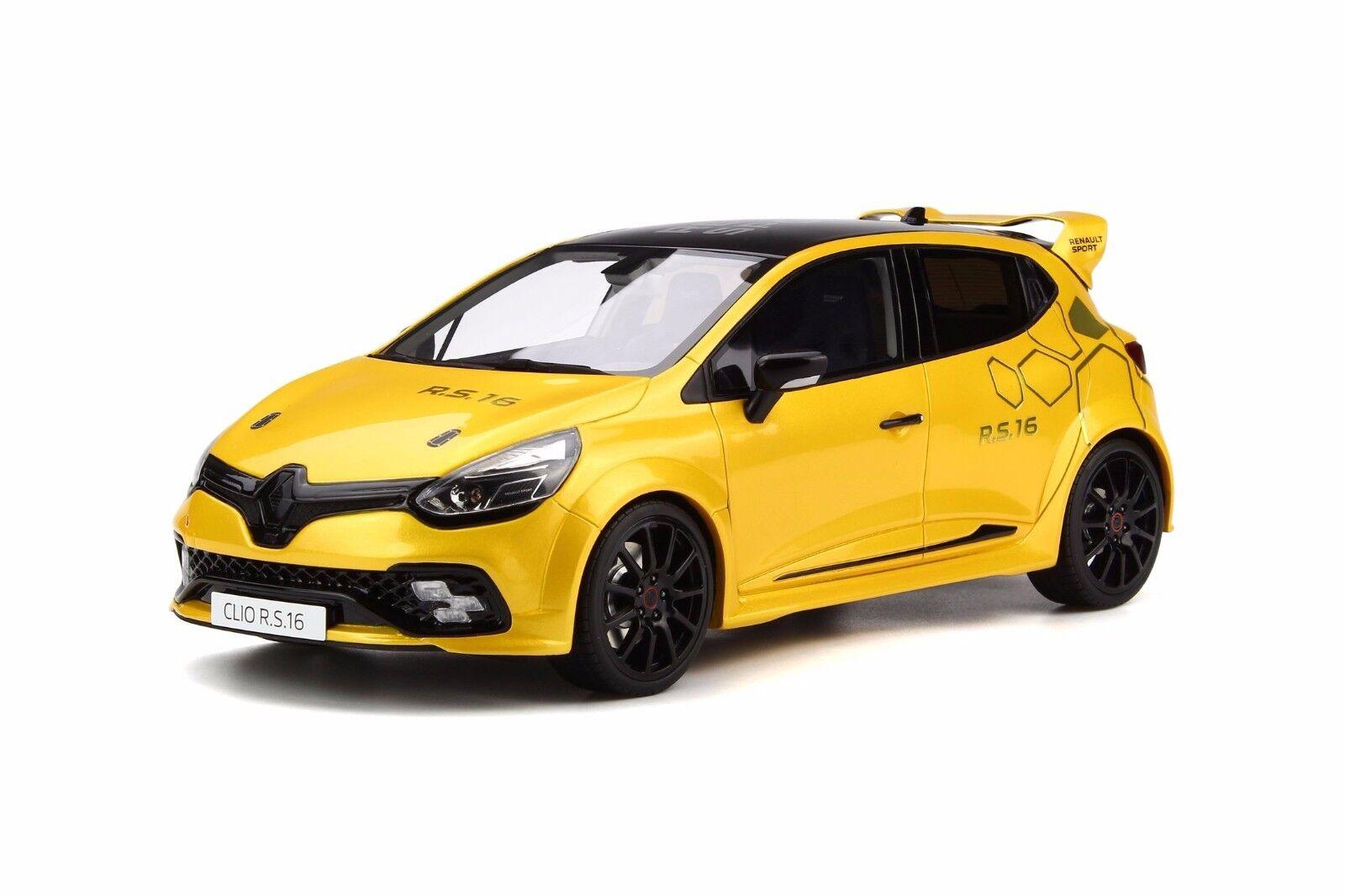 Otto 1 18 Renault Clio R.S.16 OT629