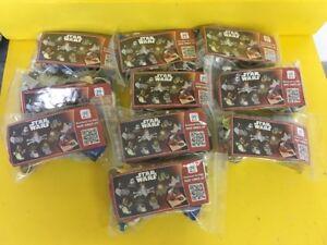 10 X Set Star Wars Avec Tous Les Bpz-afficher Le Titre D'origine I4lrha85-08012245-435014318
