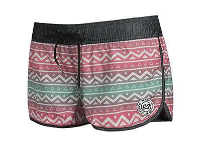 "Waxx /""FLOU YELLOW/"" Ladies Board//Beach Shorts"